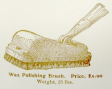 antique-cleaning-brush
