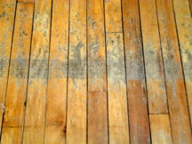 Discoloration baby boomer houses floor image