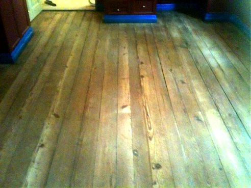 refinished floors image
