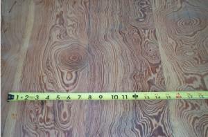 burled pine flooring  image