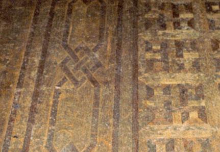 Rhodes hall restoration at rhodes hall in atlanta Worn wood floors