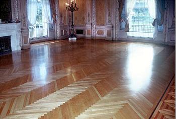 restoration of old floors image