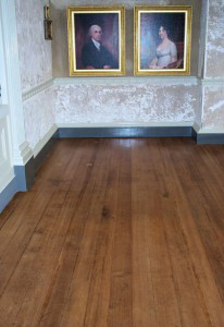 The Floors You Can See Today At Montpelier Would Be Readily Familiar To James And Dolley Madison.