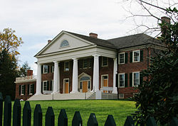 James And Dolley Madison's Montpelier