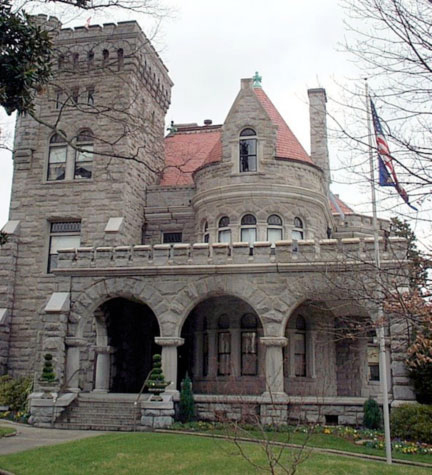 Rhodes Hall, An Atlanta Landmark