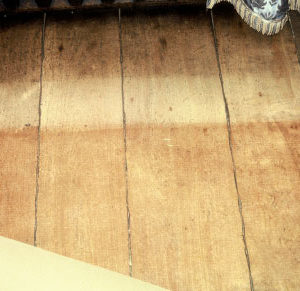 The Aging Process Had Not Been Kind To The Old Floors And They Needed Some Cosmetic Improvements And Protection Added.