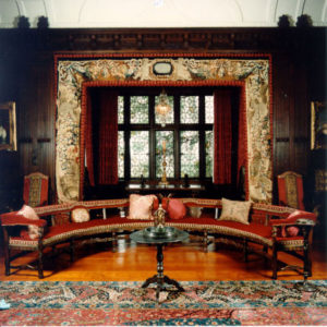 Once Completed, The Music Room And The Other 15,000 Square Feet Of Restored Flooring Provide A Glimpse Of How The Home Was Intended To Look.