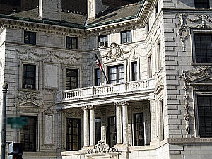 Patterson House Designed By Architect Stanford White