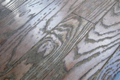 Steam Cleaning A Wood Floor: A Recipe For Disaster.